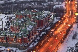 """Москва с """"Воробьевых гор"""" (03)"""