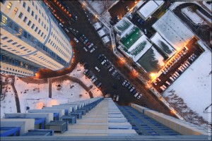 """Москва с """"Воробьевых гор"""" (04)"""