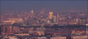 """Москва с """"Воробьевых гор"""" (07)"""