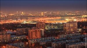 """Москва с """"Воробьевых гор"""" (19)"""