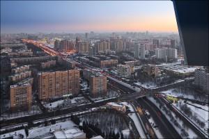 """Москва с """"Воробьевых гор"""" (20)"""