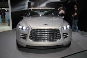 Aston Matrin Landoga