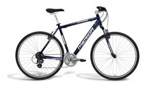 Merida Crossway 10-V blue