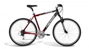 Merida Crossway 20-Comfort-V red