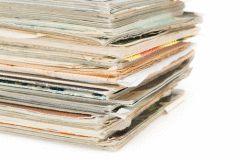 Что делать со старыми журналами